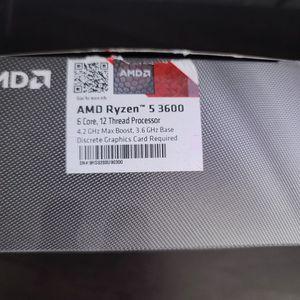 Ryzen 5 3600 for Sale in Hayward, CA