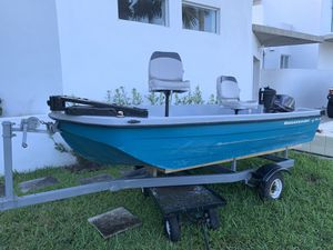 Amazing Bass Boat Comes With Everything for Sale in Pinecrest, FL