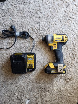 Impact drills Dewalt for Sale in Adelphi, MD