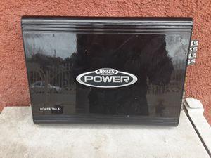 AMPLIFICADOR AMPLIFIER 4 CHANELS GOOD CONDICIÓN ABLO ESPAÑOL for Sale in Stockton, CA
