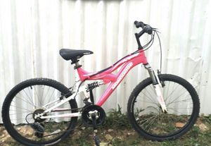 Mongoose XR75 full suspension bicycle for Sale in Albany, MN