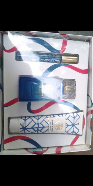 Tory Burch perfume set for Sale in San Diego, CA