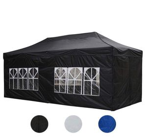 ☀️☀️☀️New Big Outdoor 10x20 Canopy Pop Up Tent - Perfect for outdoor events☀️☀️☀️Black & White Available for Sale in Montclair, CA