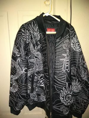 Brand new leather coat for Sale in Lake Wales, FL