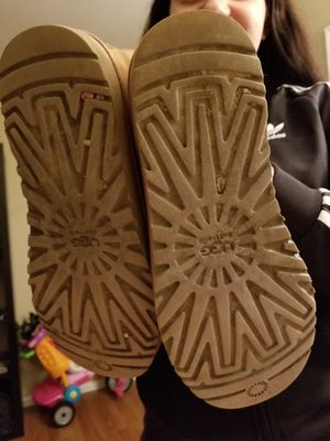 Tall uggs boots for Sale in Lake Ridge, VA