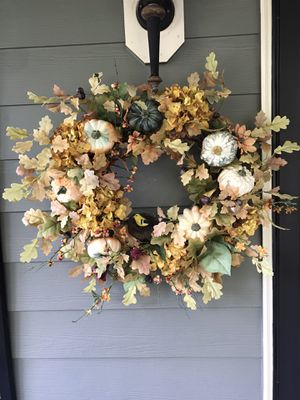 Fall Wreath for Sale in Raleigh, NC