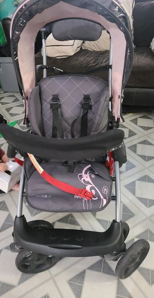 Mia Moda Pink Double Stroller for Sale in Carrollton, TX