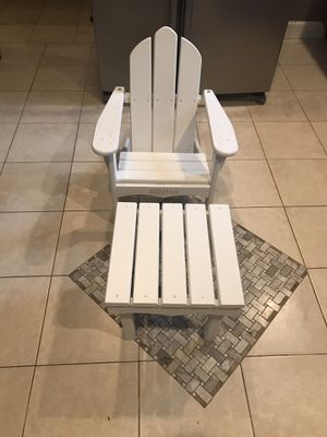 Kids Chair and Table for Sale in Manassas, VA