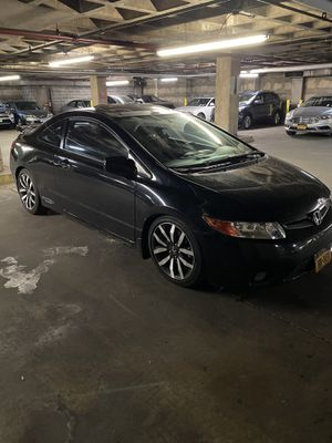 2007 civic si coupe for Sale in The Bronx, NY