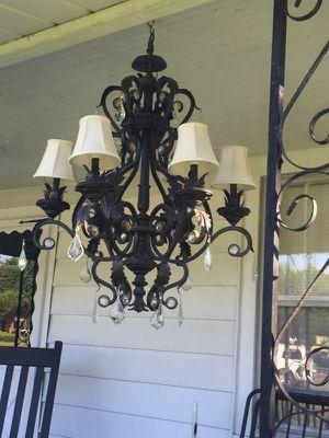 Chandelier light for Sale in Yorktown, VA
