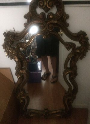 Beautiful huge antique mirror for Sale in Knoxville, TN