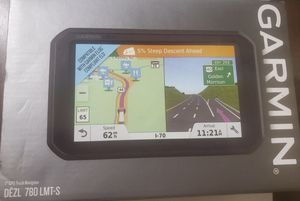 Garmin Dezl 780 lmt -s - AUTO/TRUCK GPS for Sale in Lakeland, FL