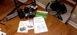 Canon EOS Rebel GII w/ 2 Sigma Macro lenses for Sale in Nashville, TN