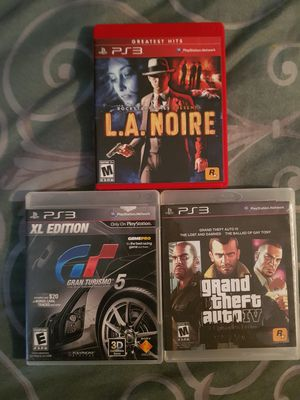 Ps3 games for Sale in Oklahoma City, OK