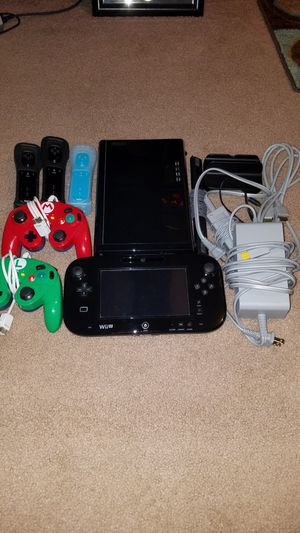 Nintendo Wii U 32gb Console Bundle!! for Sale in Lancaster, PA