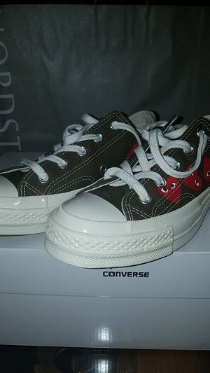 COMME des GARÇONS X CONVERSE PLAY for Sale in Philadelphia, PA