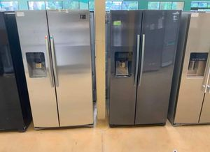 Side by Side Refrigerator for Sale in Dudley, NC