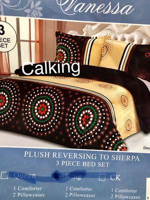 Cobija Calking muy calientita 3pc. Pick up 📦🚚 In Perris 🏠🏠 for Sale in Perris, CA