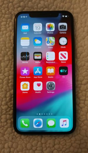 Iphone X 256Gb Unlocked read description first!! for Sale in West Palm Beach, FL