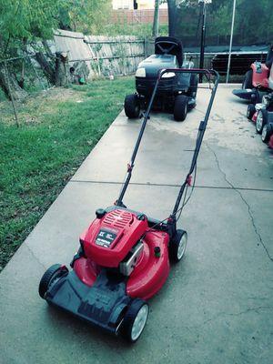 Troy bilt lawn mower for Sale in Garland, TX