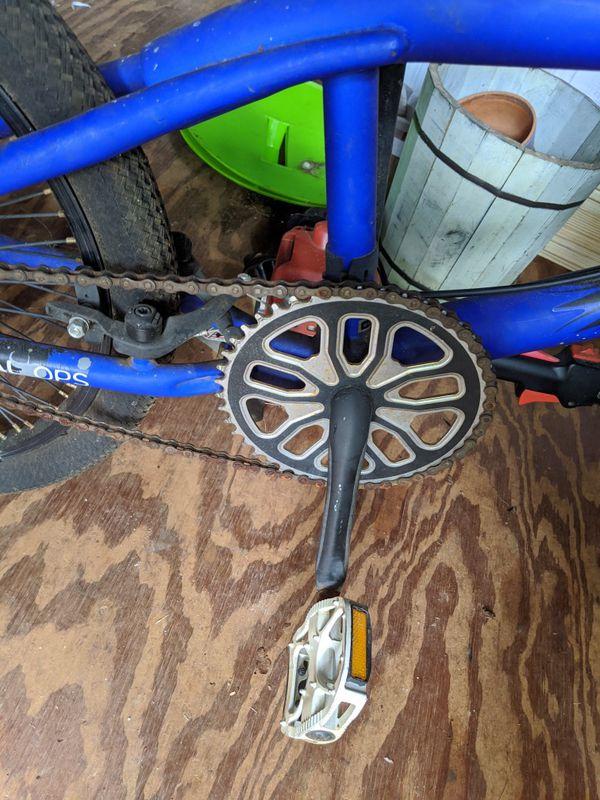 20 inch mongoose bike