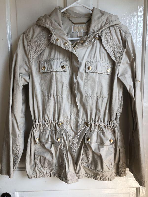 Michael Kors Water Repellent Jacket