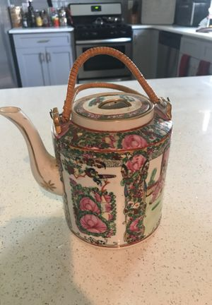 Antique china teapot for Sale in Nashville, TN
