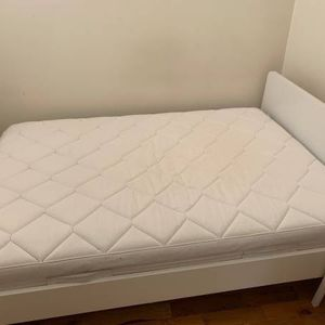 Full Size IKEA Mattress N Frame Set !!! Free Delivery for Sale in Brooklyn, NY