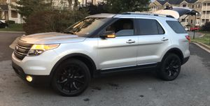 2012 Ford Explorer XLT AWD - Clean Title (No Accidents) for Sale in Morgantown, WV