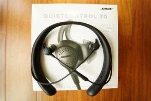 Bose-QuietControl 30 Noise Cancelling wireless headphones for Sale in Arlington, VA