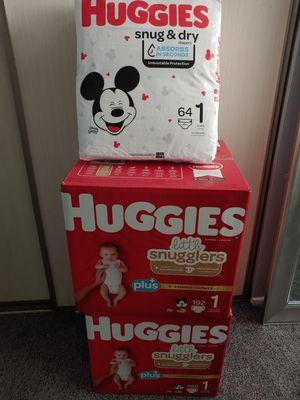 Huggies dipers for Sale in Phoenix, AZ