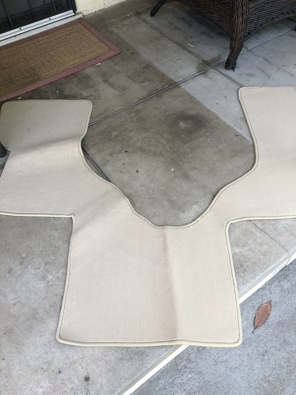 RV carpet mat