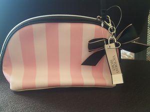 Victoria Secret cosmetic bag. for Sale in Tremont, IL