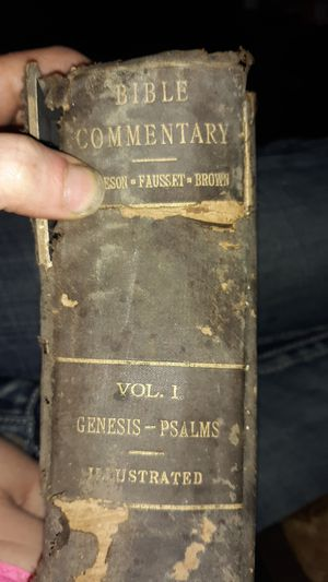 1924 bible for Sale in Ocean Springs, MS