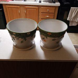 Flower Pots for Sale in Hampton, VA