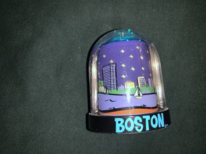Boston snow globe for Sale in Moreno Valley, CA