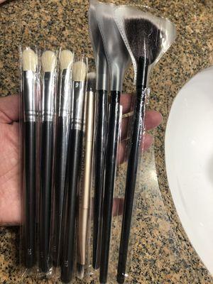 New makeup brushes $4 EACH for Sale in Avondale, AZ