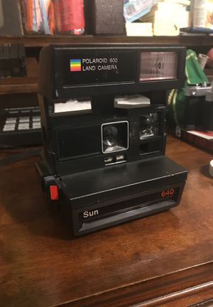 Polaroid 600 for Sale in Fanwood, NJ