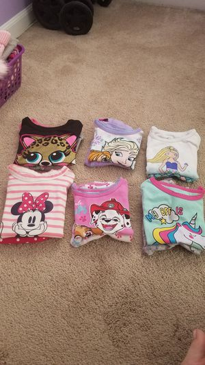 3 toddler pajamas for Sale in Clifton, NJ