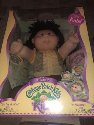 Collectibles classic cabbage patch kids doll for Sale in Las Vegas, NV