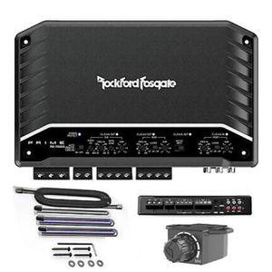 Rockford Fosgate R2-750X5 Prime 750 Watt Full Range 5-Ch Power Amplifier Class D for Sale in San Diego, CA