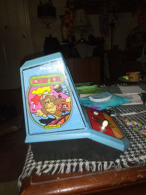 1981 Nintendo (COLECO) Donkey Kong an Super Mario Bro for Sale in Troy, IL