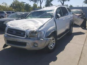 2003 TOYOTA SEQUOIA SR5 PARTING OUT CALL TODAY!! for Sale in Rancho Cordova, CA