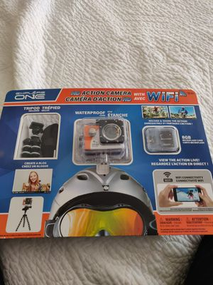 Action camera never used for Sale in La Center, WA