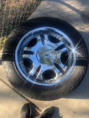 Diablo 6 lug rims Chevy Gmc Tahoe for Sale in Anaheim, CA