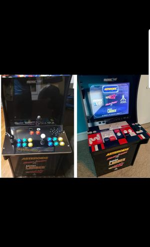 Arcade1up Modified 10k games for Sale in Glen Burnie, MD