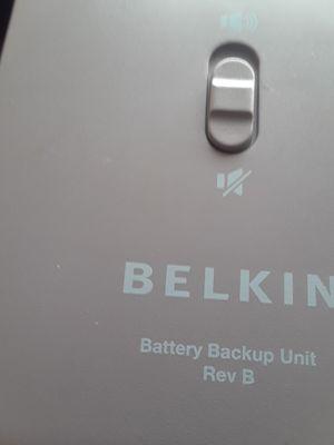 Belkin wireless router battery back up for Sale in Ypsilanti, MI