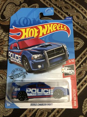 HOT WHEELS DODGE CHARGER for Sale in Anaheim, CA