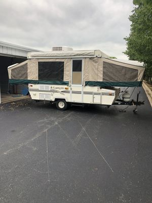 1998 Camplite Pop Up Camper for Sale in Newark, IL