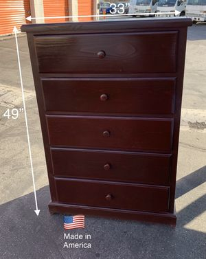 $179 brand new 5 drawer chest for Sale in Commerce, CA